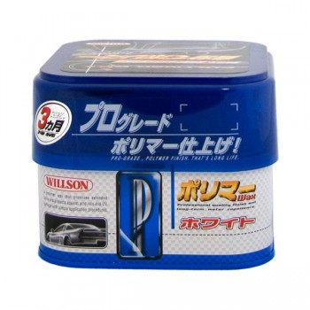 Полимерное покрытие Willson в виде супермягкого воска для автомобилей белого (кроме перламутрового) цвета