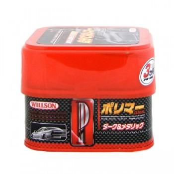 Полимерное покрытие Willson в виде супермягкого воска для автомобилей темного цвета и темных оттенков металлик